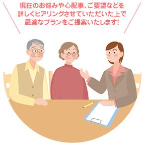 熊本の高齢者を守るシニアライフサポートサービス